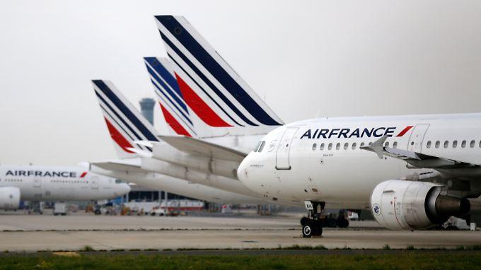 Verwirrung um Regierungsaussage : Air France hält an Billigtochter ...