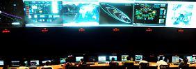 """Erfolg im ersten Anlauf: Indiens """"Mangalyaan"""" tritt in Mars-Orbit ein"""