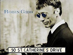 """""""50 St. Catherine's Drive"""" ist nach der Adresse des Geburtshauses von Gibb benannt."""