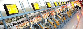 Gespräche gescheitert: Piloten drohen mit Streiks bei Lufthansa