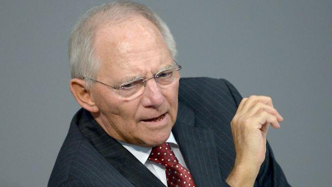 Schuldenstreit mit Hedgefonds: Argentinien kritisiert Feindseligkeit von Schäuble