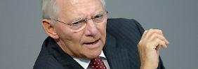 Schuldenstreit mit Hedgefonds: Argentinien kritisiert Feindseligkeit von Wolfgang Schäuble