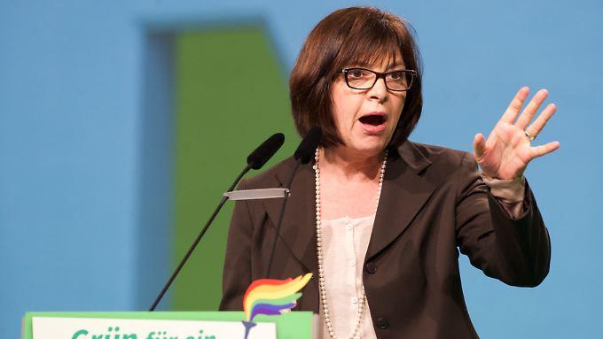 Die Grüne Spitzenpolitikerin wurde am Moskauer Flughafen abgewiesen.