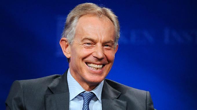 Die Errungenschaften für Schwule und Lesben sieht Tony Blair als Teil seines politisches Erbes.