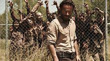 """Härter, untoter, besser: """"The Walking Dead"""" - und das Baby"""