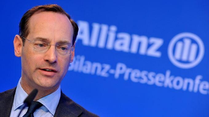 Ausreichende Größe, fairer Preis, kein Widerstand des Übernahmeziels: QBE erfüllt alle Bedingungen von Allianz-Chef Bäte.