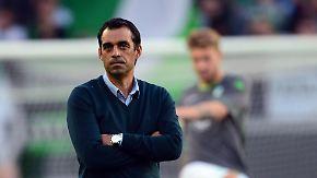 Schicksalsspiel für Dutt: Bremen und Freiburg stehen mit dem Rücken zur Wand