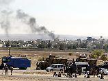 Kurdin sprengt sich in die Luft: IS-Terroristen erhöhen Druck auf Kobane