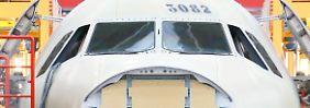 A320 oder 737: Airbus-Produktion hinkt Boeing hinterher