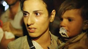 Syrische Kurden in der Türkei: Flüchtlinge berichten von grausamen Erlebnissen