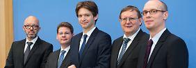Trübe Aussichten für Deutschland: Wirtschaftsweise korrigieren Prognose nach unten
