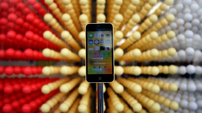 iPhones und iPads nutzen Saphirglas zum Schutz.