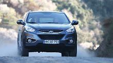 Gute Qualität, günstiger Preis: Hyundai ix35 ist besser als der Durchschnitt