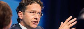 Jeroen Dijsselbloem registriert einen nachlassenden Reformeifer in der Bundesrepublik.