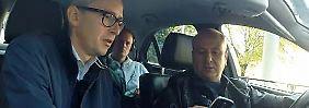 Taxifahren 2.0: Online-Fahrdienste im Test