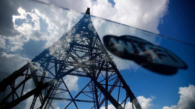 Das Foto ist symbolisch zu sehen, denn so sehen Beamforming-Antennen für Samsungs neues Turbo-WLAN sicher nicht aus.