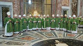 Neue Töne aus Rom: Vatikan heißt Homosexuelle willkommen