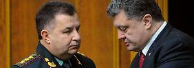 Neuer Verteidigungsminister im Amt: Hardliner übernimmt ukrainische Armee