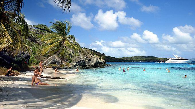 Karibik-Paradiese wie St. Kitts & Nevis verkaufen ihre Pässe an reiche Investoren. Eine Einkommensteuer gibt es nicht.