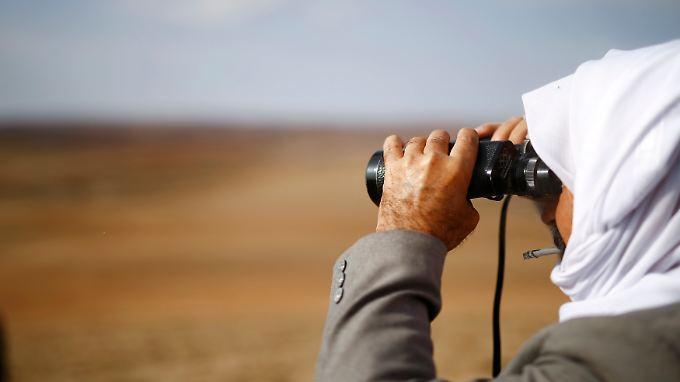 Zuletzt konnten die Kurden den Islamischen Staat leicht zurückdrängen.