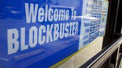 Blockbuster war einst der Inbegriff der Videothek.