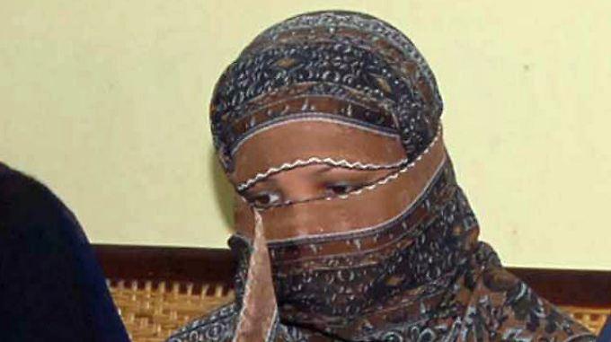 Asia Bibi sitzt seit 2010 in einer Todeszelle in Pakistan.