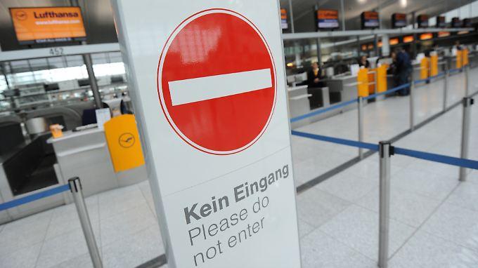 Arbeitskampf bei der Lufthansa: Piloten weiten Streik auf Langstrecken-Flüge aus