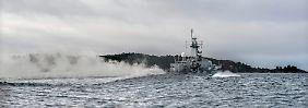 Suche nach dem Phantom-U-Boot: Schwedisches Militär legte falsche Fährte