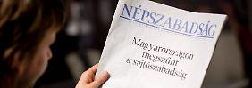Sondersteuer für private Sender: RTL beschwert sich bei der EU über Mediengesetz in Ungarn
