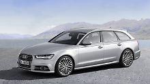 Facelift in der Business-Class: Audi poliert den A6 auf
