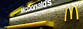 Aktie mit Abwärtstrend: McDonald's laufen die Kunden davon