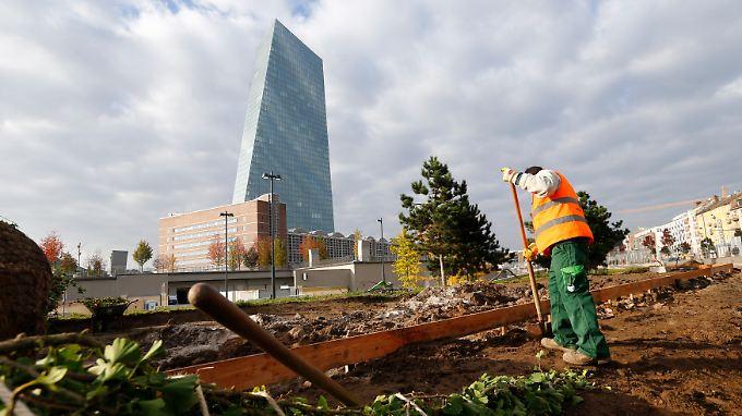 Nach Bekanntgabe der Stresstestergebnisse wartet auf einige Banker in Europa Arbeit.