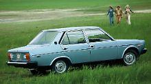 Miracoli aus Mirafiori: Fiat 131 einst infernalisch gut