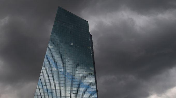 Die Europäische Zentralbank informiert am Sonntag