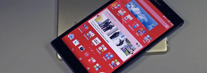 Xperia Z3 Tablet Compact: Sony baut das bessere iPad mini