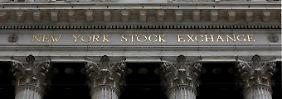Amazon verliert kräftig: Wall Street erlebt positive Woche