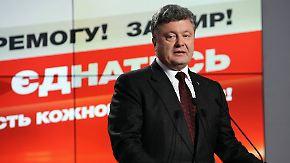 Parlamentswahl in der Ukraine: Pro-Europäische Kräfte stehen vor klarem Sieg