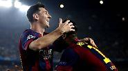 Viermaliger Weltfußballer, dreimaliger Champions-League-Sieger ... man muss nicht viele Worte über Lionel Messi verlieren. Nur diese noch: Für Maradonas Weihen fehlt ihm der WM-Titel.