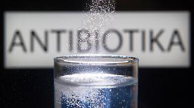Folgen könnten fatal sein: Deutsche schlucken zu viel Antibiotika