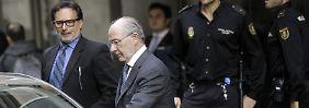 Skandale erschüttern Spanien: Rajoys Partei schließt Ex-IWF-Chef aus