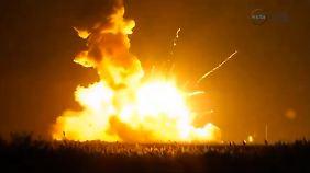 Explosion der Nasa-Rakete: Astronaut erklärt, warum Russland sich freuen dürfte
