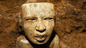 """Sensationsfund in Mexiko: Eingang zur """"Unterwelt"""" der Teotihuacán-Kultur entdeckt"""