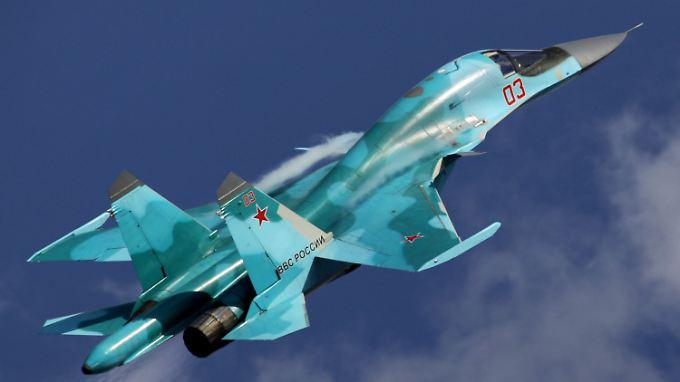 Nato in Alarmbereitschaft: Russland fliegt ungewöhnliche Kampfjet-Manöver über Europa