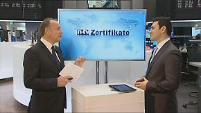 n-tv Zertifikate: Bekommt der Euro wieder Rückenwind?