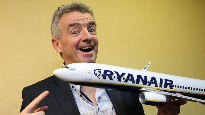 Billig-Airline im Aufwind: Ryanair fliegt neue Strategie