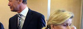 Ex-Milliardärin will Geld zurück: Middelhoff hilft Schickedanz - ein bisschen