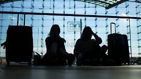 """""""Das ist eine Riesensauerei"""": GDL-Streik bringt nicht nur Bahnkunden auf die Palme"""