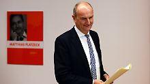 Schon im ersten Anlauf gewählt: Dietmar Woidke.