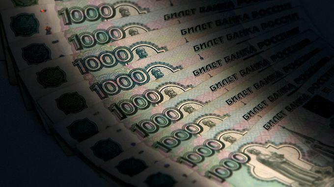 Künftig soll der Wechselkurs des Rubel hauptsächlich von den Marktkräften bestimmt werden.