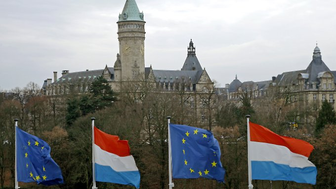 Welche Rolle spielt Juncker?: Dax-Konzerne sparen in Luxemburg Milliarden Steuern